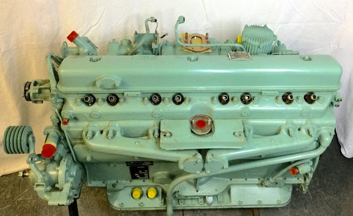 1950 Rolls-Royce B80 Mk 6 5,675 cc Engine Overhauled Bentley Army For Sale (picture 1 of 5)