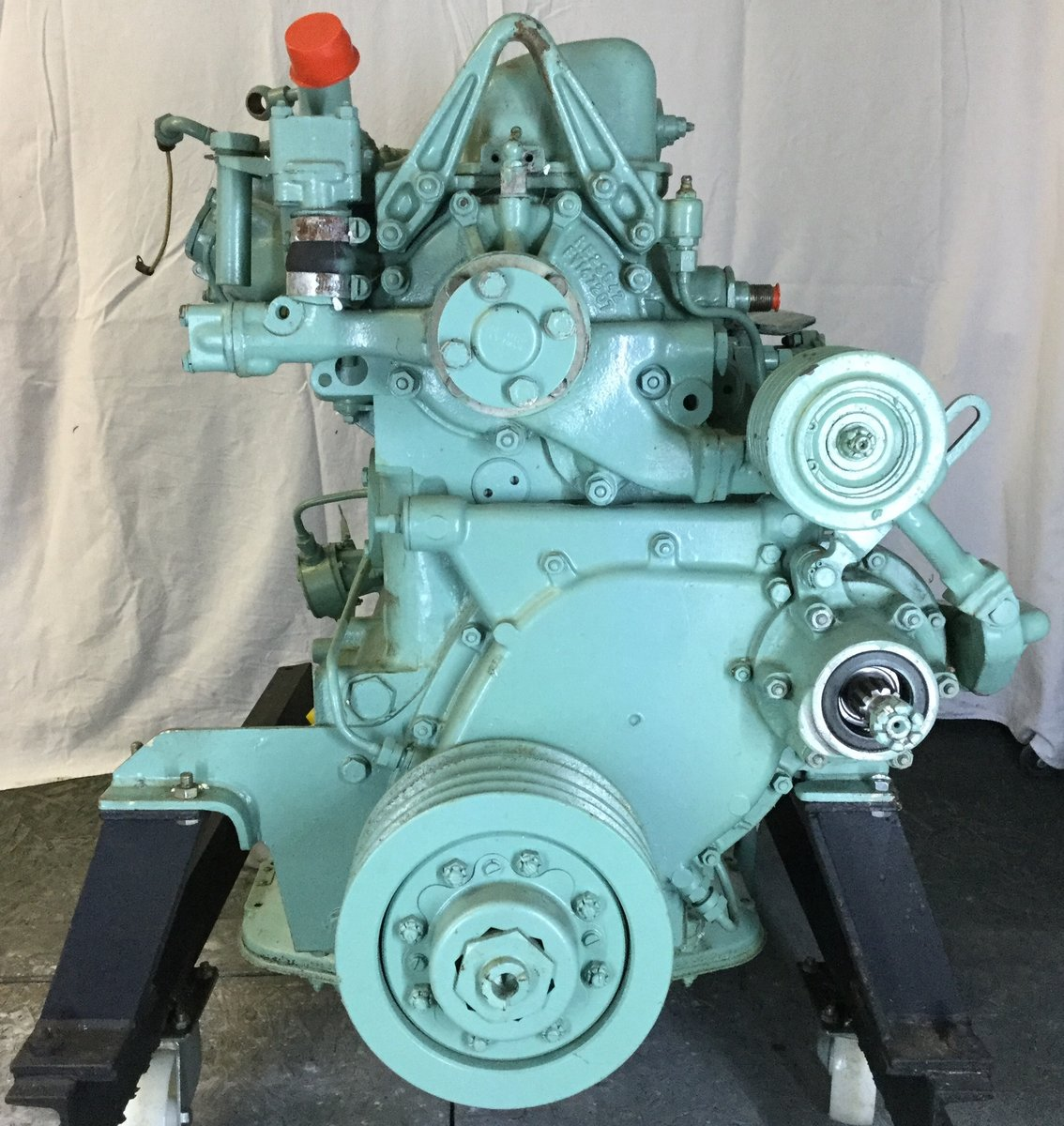 1950 Rolls-Royce B80 Mk 6 5,675 cc Engine Overhauled Bentley Army For Sale (picture 2 of 5)