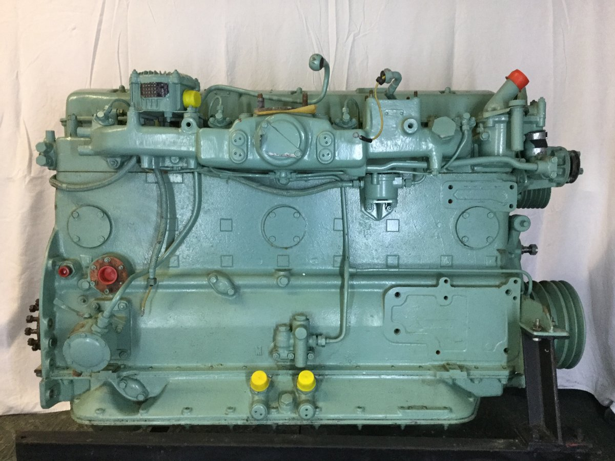1950 Rolls-Royce B80 Mk 6 5,675 cc Engine Overhauled Bentley Army For Sale (picture 3 of 5)