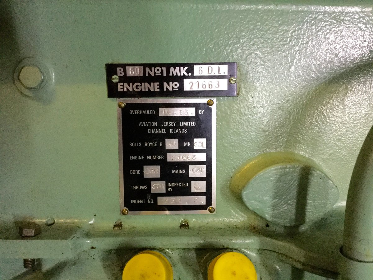 1950 Rolls-Royce B80 Mk 6 5,675 cc Engine Overhauled Bentley Army For Sale (picture 5 of 5)