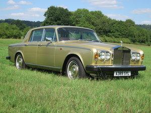 1980 Rolls-Royce Silver Shadow II For Sale