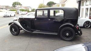 1932 ROLLS ROYCE SALOON 20/25 BY HOOPER For Sale