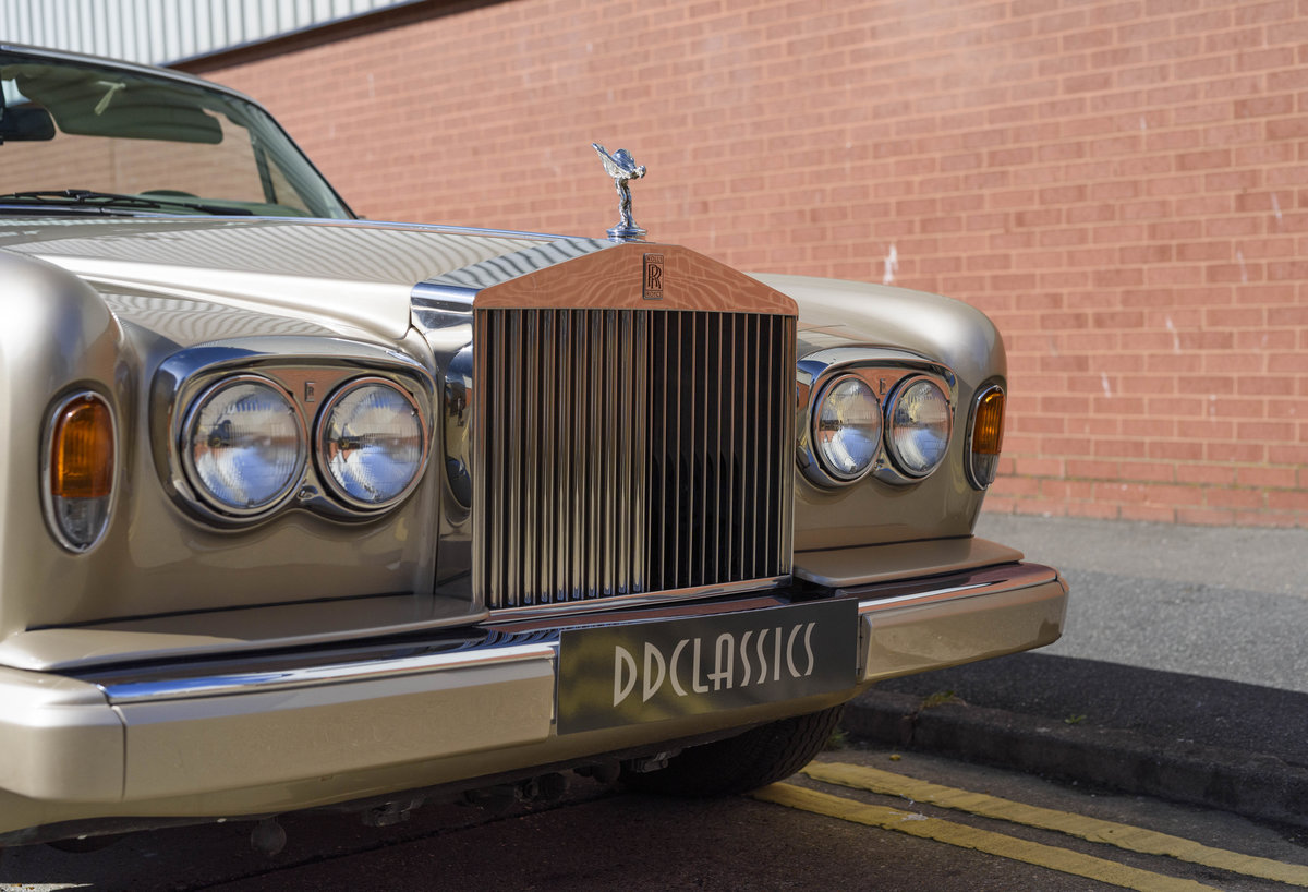 1989 Rolls-Royce Corniche II Convertible (LHD) For Sale (picture 12 of 24)