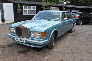 1991 Rolls Royce Silver Spur MKll For Sale
