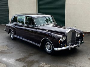 Picture of 1976 ROLLS ROYCE PHANTOM VI BY MULLINER PARK WARD 6.3 LIMOUSINE
