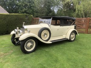 1928 Rolls-Royce 20hp Horsfield Open Tourer For Sale