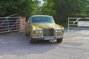1976 Rolls Royce Silver Shadow I - Remarkable Value