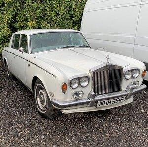 1976 Rolls Royce Silver Shadow project