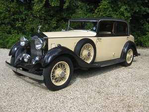 Picture of 1933 Rolls-Royce 20/25 Sports Saloon By Park Ward For Sale