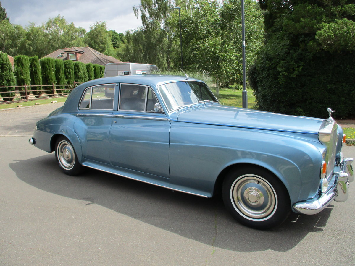 Rolls Royce Silver Cloud 3 1964 For Sale (picture 1 of 13)