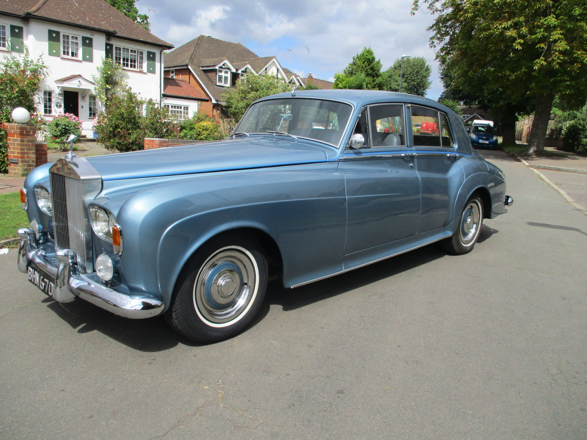 Rolls Royce Silver Cloud 3 1964 For Sale (picture 2 of 13)