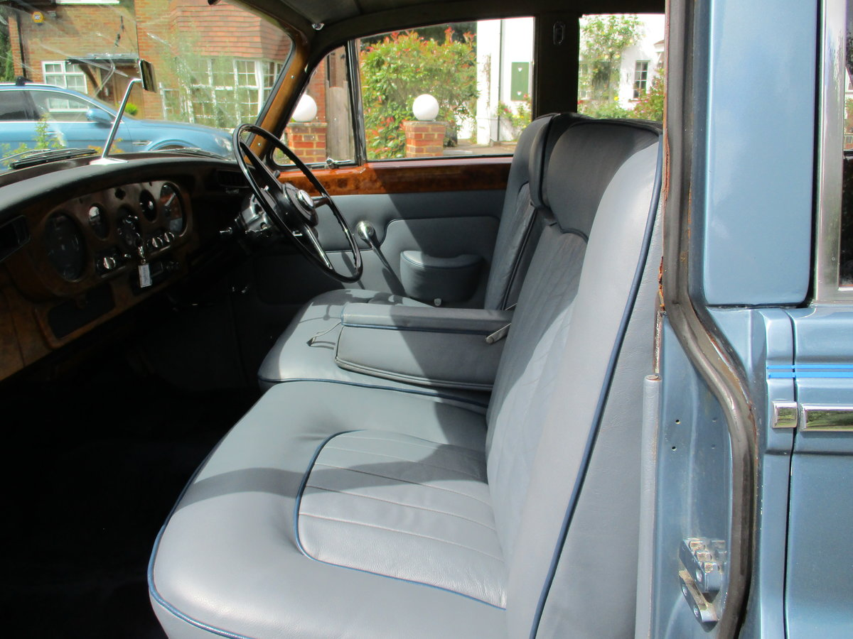 Rolls Royce Silver Cloud 3 1964 For Sale (picture 3 of 13)