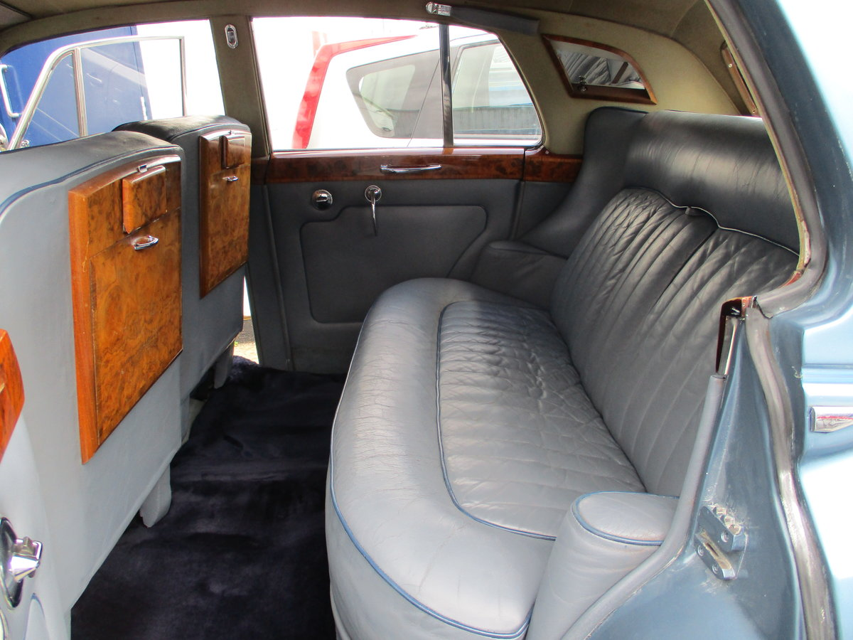 Rolls Royce Silver Cloud 3 1964 For Sale (picture 4 of 13)