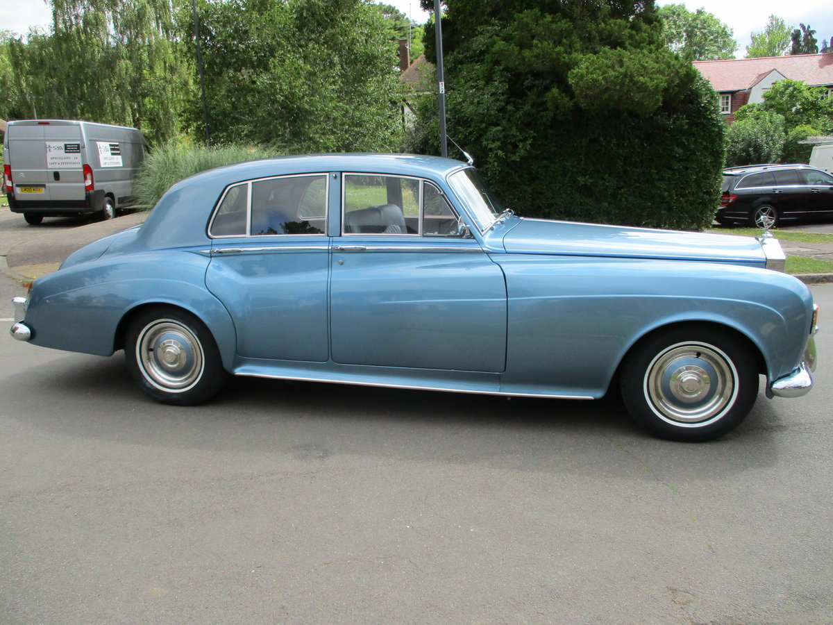 Rolls Royce Silver Cloud 3 1964 For Sale (picture 6 of 13)