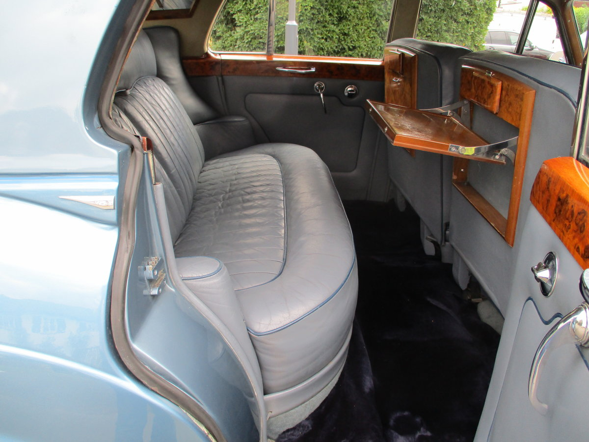 Rolls Royce Silver Cloud 3 1964 For Sale (picture 10 of 13)