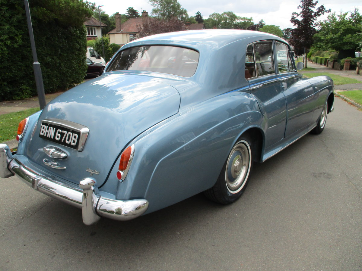 Rolls Royce Silver Cloud 3 1964 For Sale (picture 11 of 13)