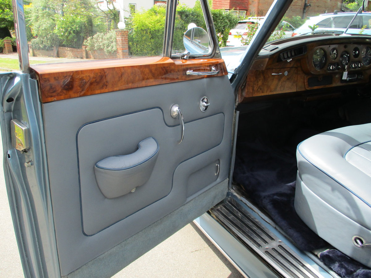 Rolls Royce Silver Cloud 3 1964 For Sale (picture 12 of 13)