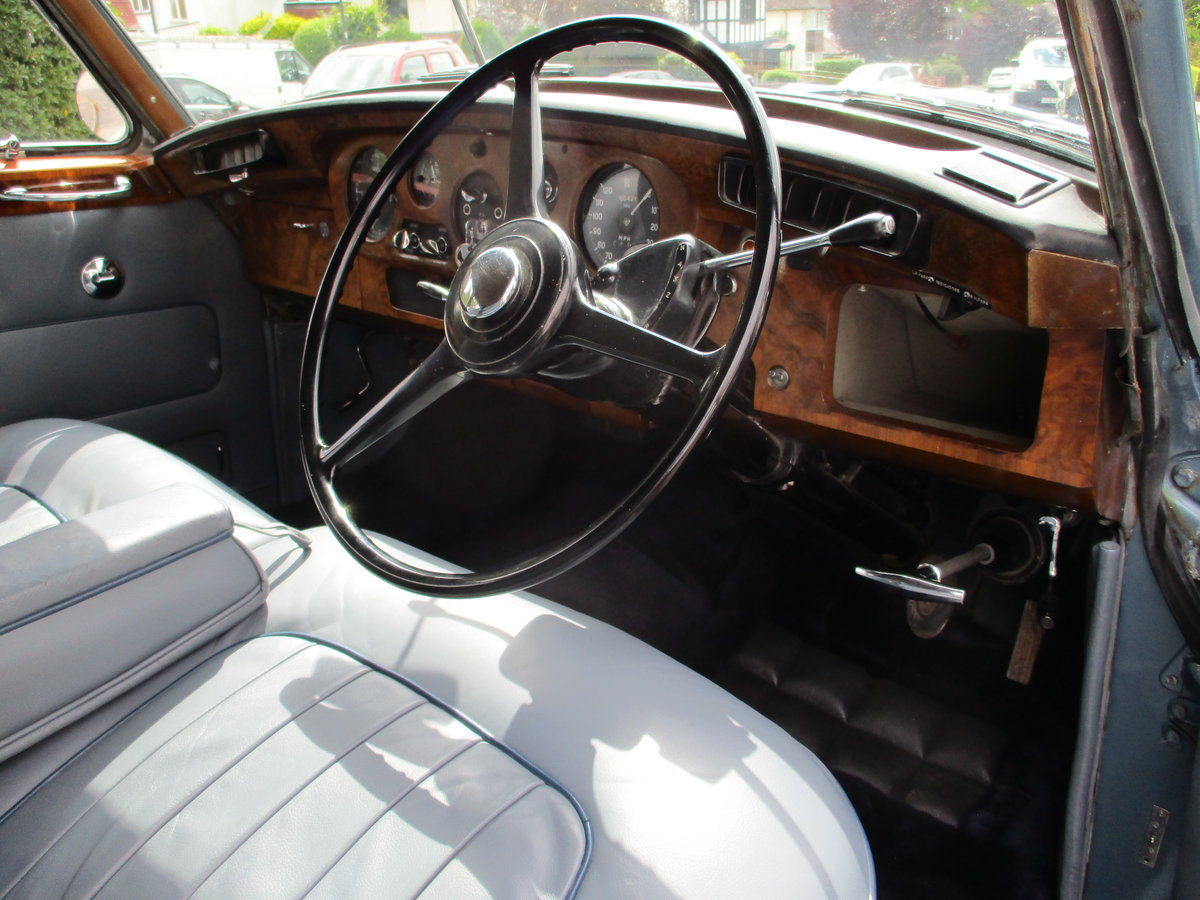 Rolls Royce Silver Cloud 3 1964 For Sale (picture 13 of 13)