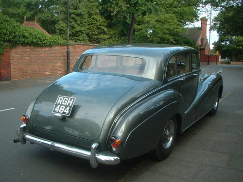 1955 Last silver wraith ever made by parkward For Sale (picture 6 of 6)
