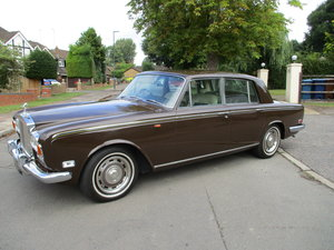 ROLLS ROYCE SILVER SHADOW 1972 STUNNING GENUINE 69,700 MILES For Sale