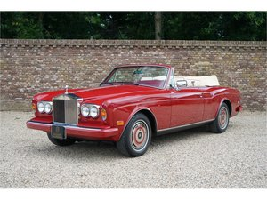 Picture of 1988 Rolls-Royce Corniche Convertible series 3 ! only 44000 Miles For Sale