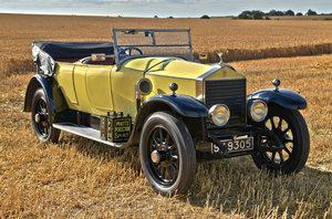 1923 ROLLS-ROYCE 20hp four door tourer