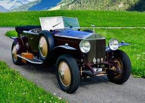 1926 Rolls Royce Phantom 1 Tourer by Conceivers.
