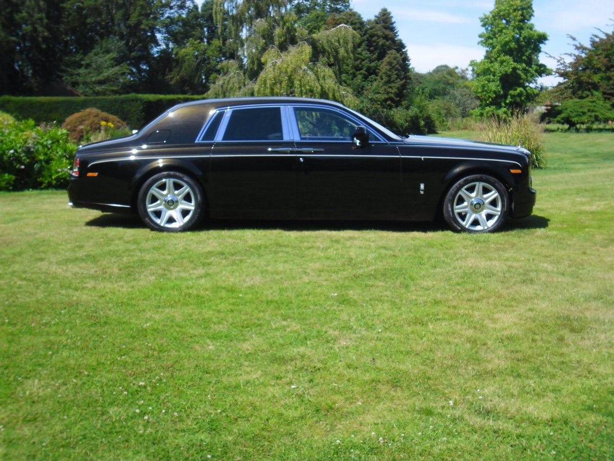 2011 ROLLS-ROYCE PHANTOM 1 of 100 Ltd Edition For Sale (picture 5 of 6)