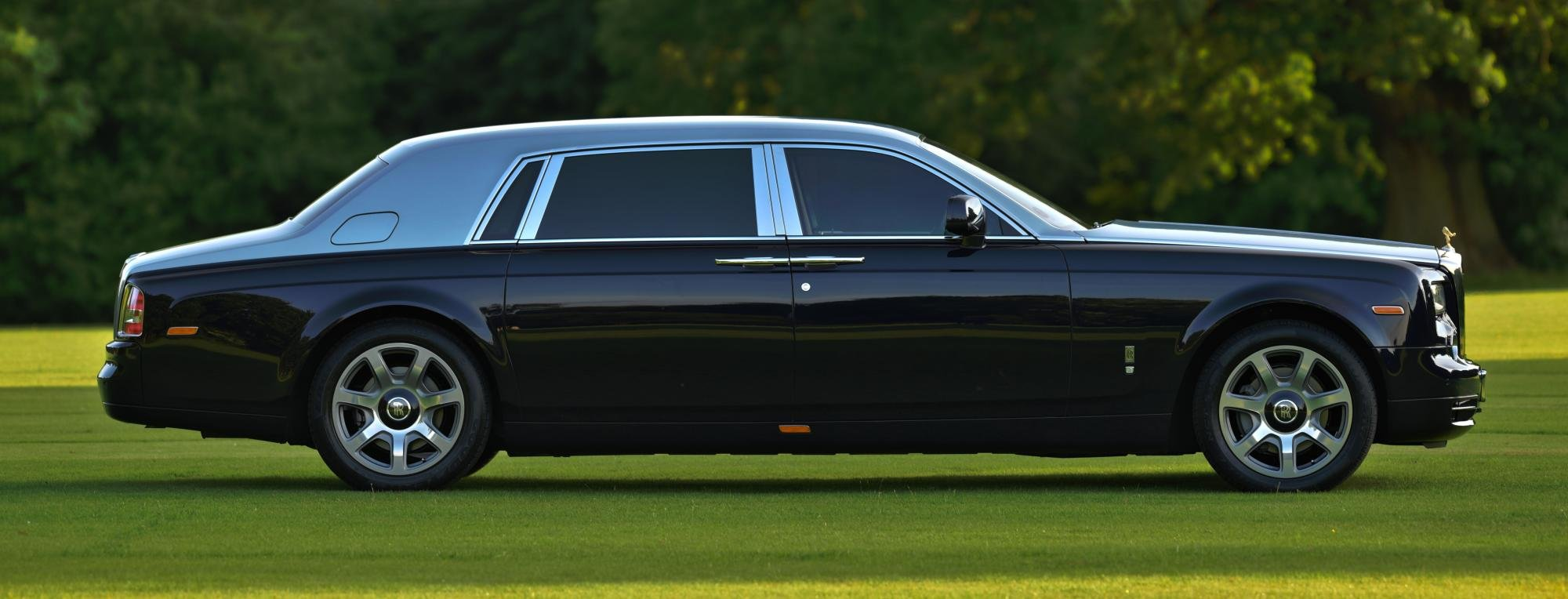 2010 Rolls Royce Phantom EWB VII UK RHD Extended Wheelb For Sale (picture 1 of 6)