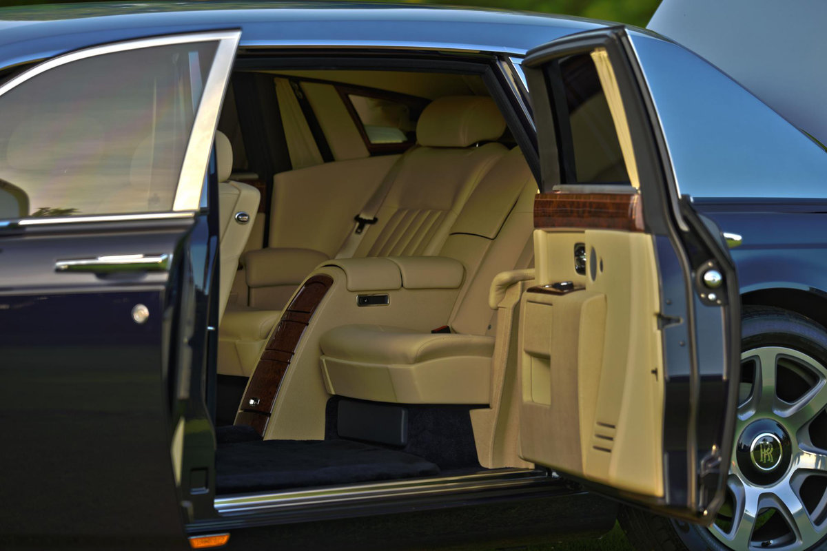 2010 Rolls Royce Phantom EWB VII UK RHD Extended Wheelb For Sale (picture 3 of 6)