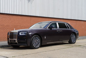 Rolls-Royce Phantom VIII Extended Wheel Base (RHD)