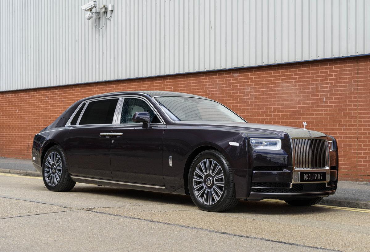 2018 Rolls-Royce Phantom VIII EWB (Extended Wheel Base) (RHD) For Sale (picture 2 of 24)