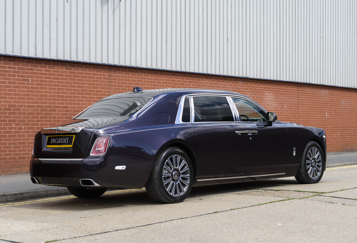 2018 Rolls-Royce Phantom VIII EWB (Extended Wheel Base) (RHD) For Sale (picture 3 of 24)