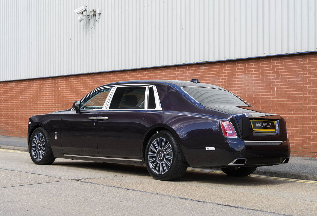 2018 Rolls-Royce Phantom VIII EWB (Extended Wheel Base) (RHD) For Sale (picture 4 of 24)