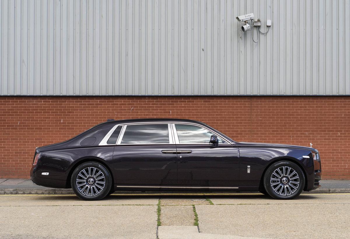 2018 Rolls-Royce Phantom VIII EWB (Extended Wheel Base) (RHD) For Sale (picture 5 of 24)