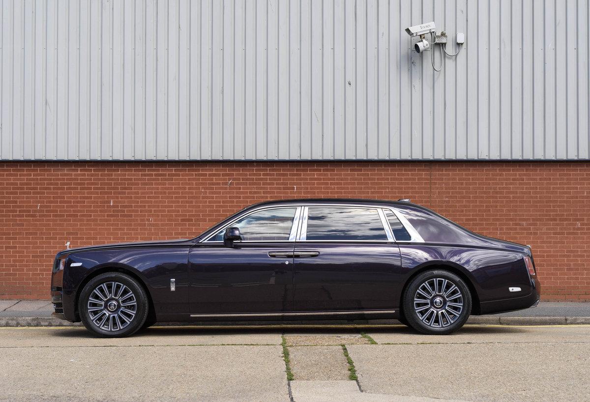2018 Rolls-Royce Phantom VIII EWB (Extended Wheel Base) (RHD) For Sale (picture 6 of 24)