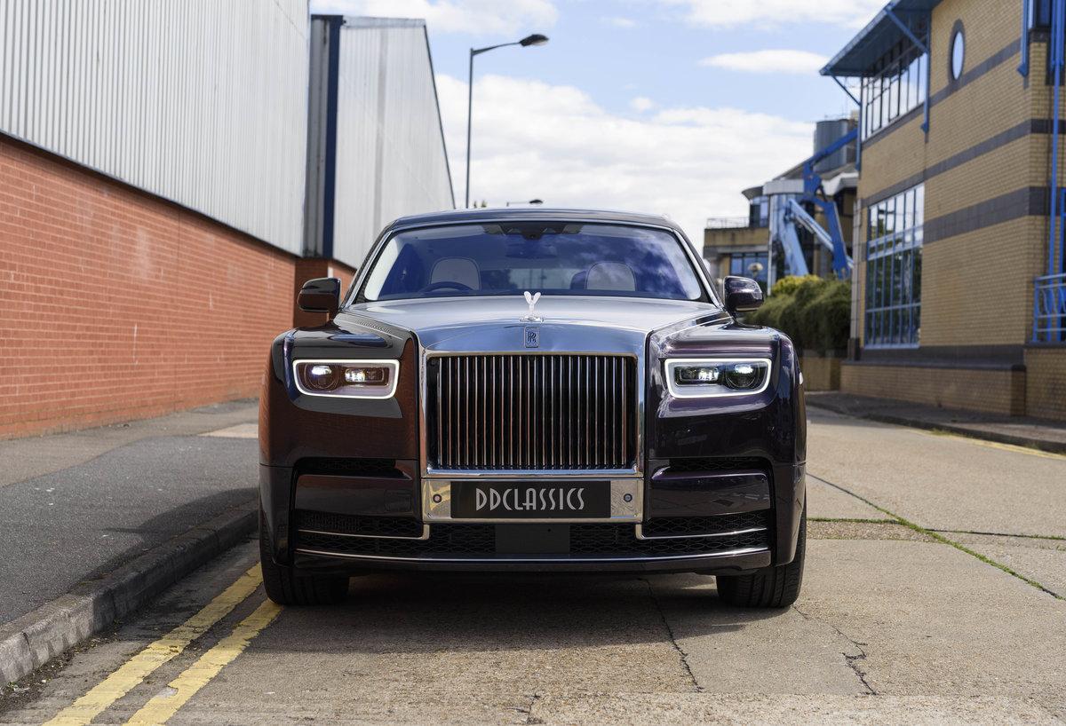 2018 Rolls-Royce Phantom VIII EWB (Extended Wheel Base) (RHD) For Sale (picture 7 of 24)
