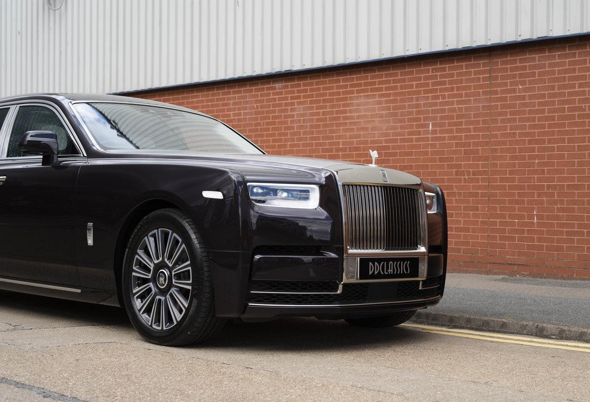 2018 Rolls-Royce Phantom VIII EWB (Extended Wheel Base) (RHD) For Sale (picture 9 of 24)