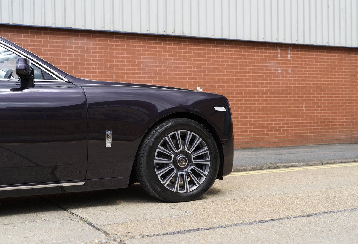 2018 Rolls-Royce Phantom VIII EWB (Extended Wheel Base) (RHD) For Sale (picture 11 of 24)
