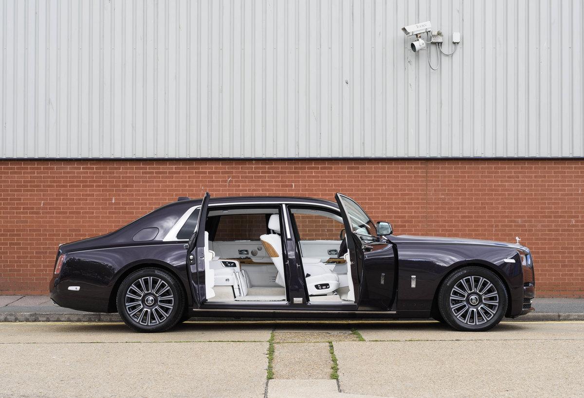 2018 Rolls-Royce Phantom VIII EWB (Extended Wheel Base) (RHD) For Sale (picture 13 of 24)