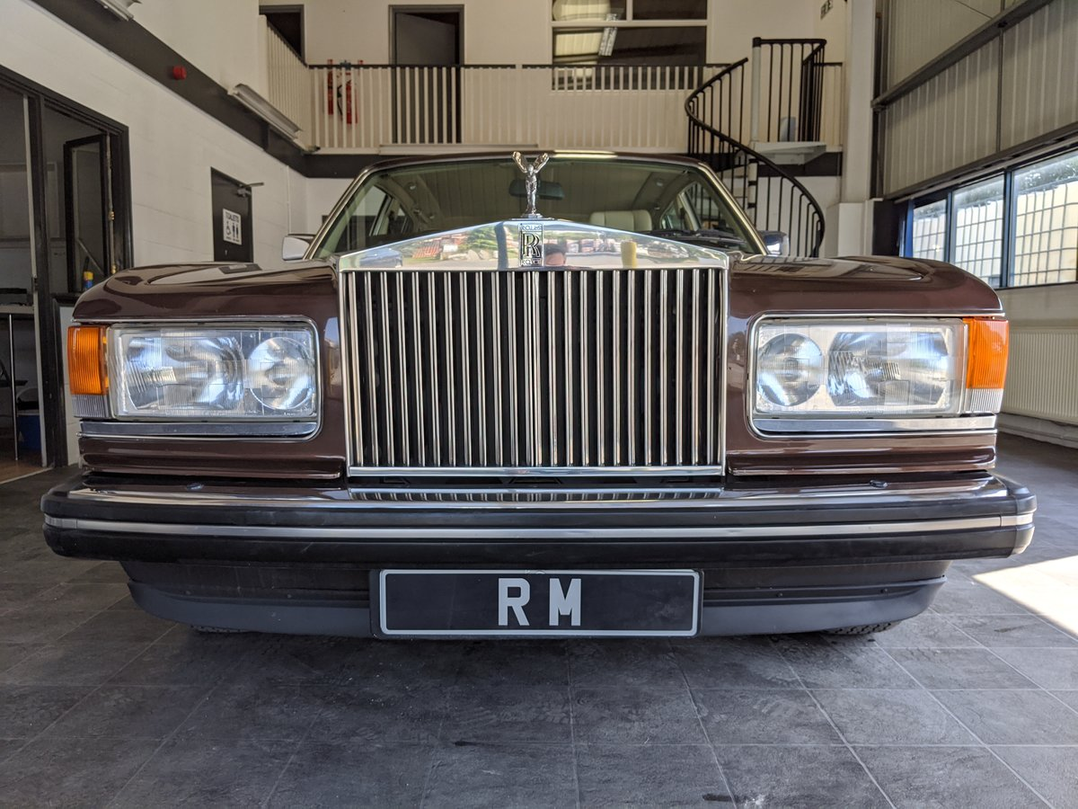 1985 Rolls Royce For Sale (picture 2 of 6)