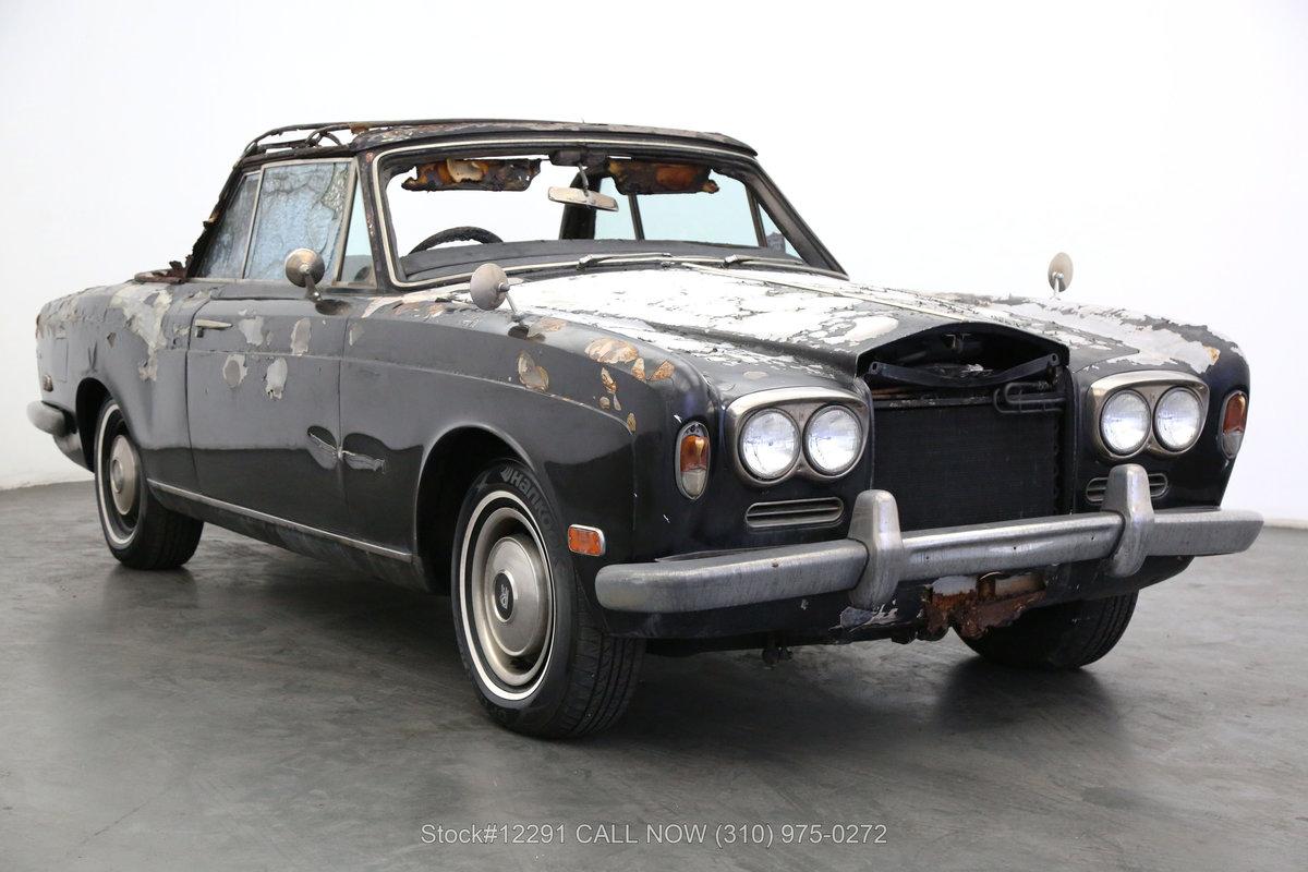 1972 Rolls-Royce Corniche Right-Hand Drive For Sale (picture 1 of 6)