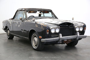 1972 Rolls-Royce Corniche Right-Hand Drive