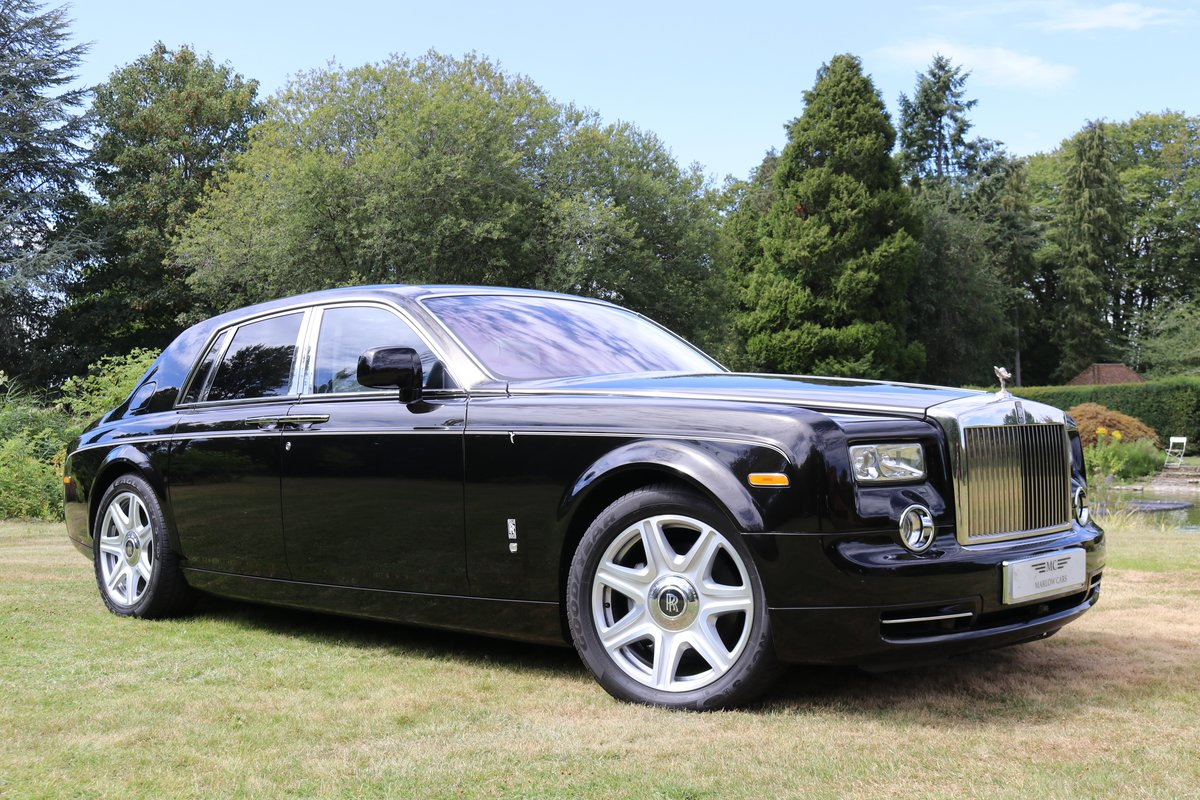 2011 ROLLS-ROYCE PHANTOM 1 of 100 Ltd Edition For Sale (picture 1 of 6)
