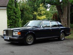 1994 Rolls-Royce Silver Spirit III