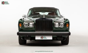 1978 ROLLS ROYCE CORNICHE // HIGHLAND GREEN // HUGE HISTORY FILE