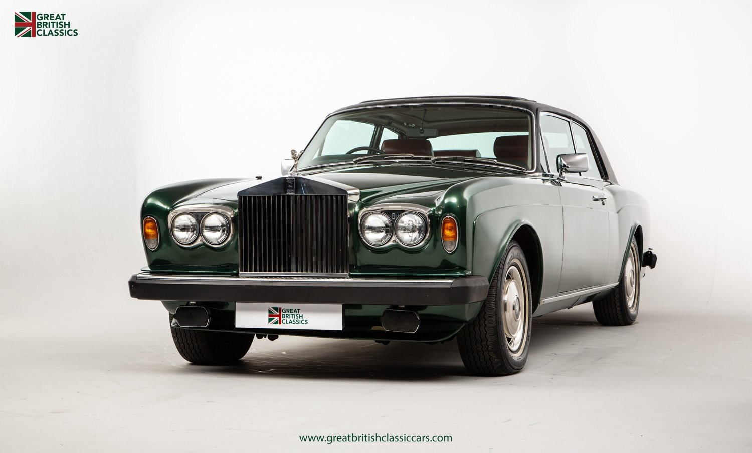 1978 ROLLS ROYCE CORNICHE // HIGHLAND GREEN // HUGE HISTORY FILE  For Sale (picture 2 of 24)