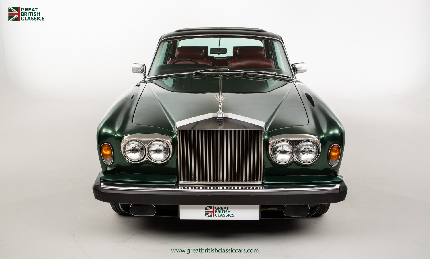 1978 ROLLS ROYCE CORNICHE // HIGHLAND GREEN // HUGE HISTORY FILE  For Sale (picture 4 of 24)