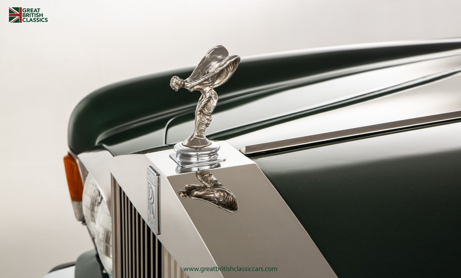 1978 ROLLS ROYCE CORNICHE // HIGHLAND GREEN // HUGE HISTORY FILE  For Sale (picture 5 of 24)