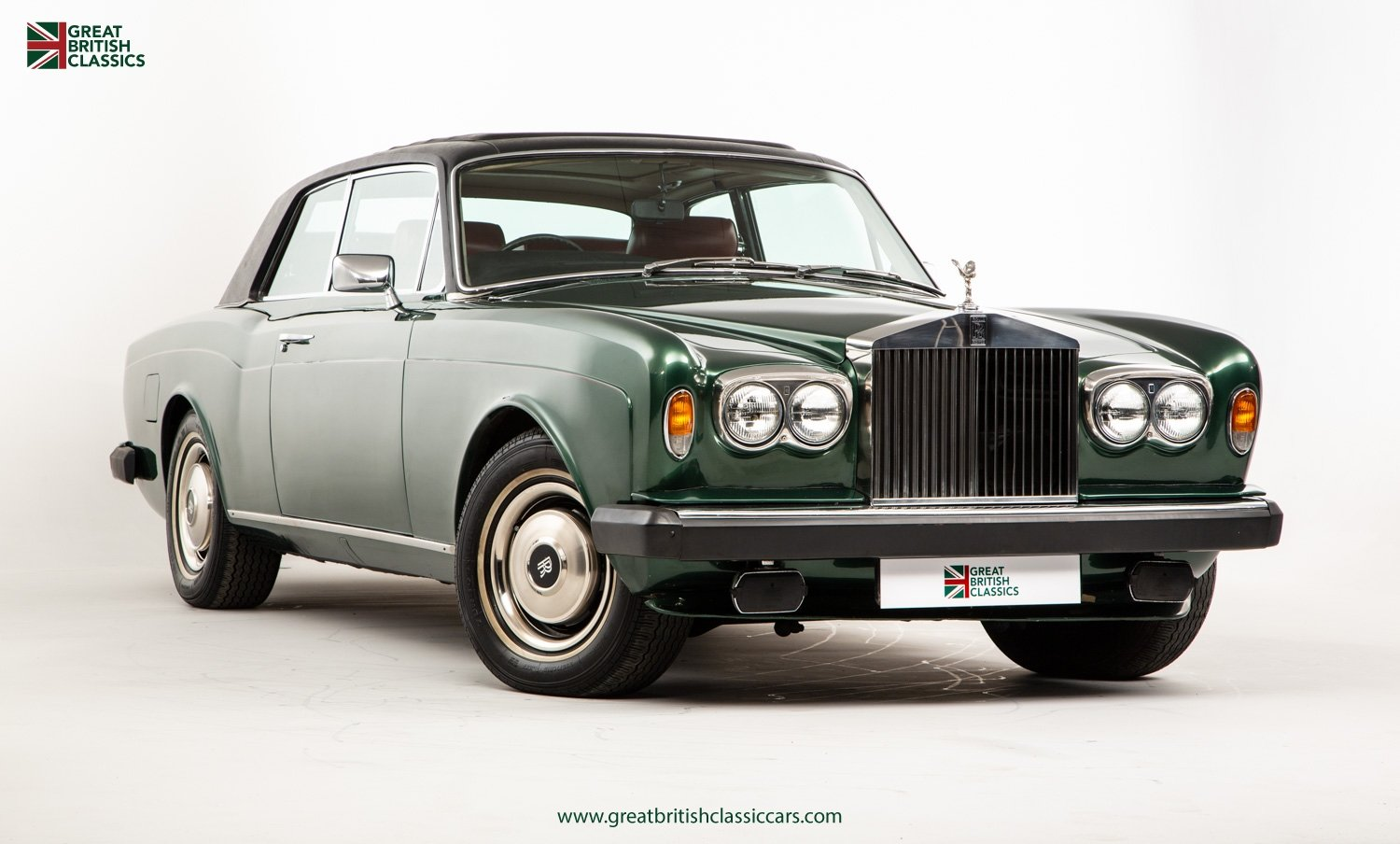 1978 ROLLS ROYCE CORNICHE // HIGHLAND GREEN // HUGE HISTORY FILE  For Sale (picture 6 of 24)